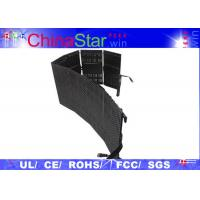 Outside Flexible Curtain Rental LED Displays Led Boards For Advertising Manufactures