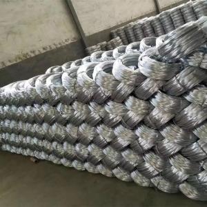 Zinc coating 0.9mm 20 Gauge Hot Dip Galvanized Iron Wire for Mesh Weaving Manufactures