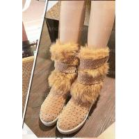 2011 New Heavy-bottomed Snow Boots Manufactures