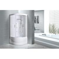 Multi Function Luxury Replacement Shower Stalls Kits 3 In 1 Acrylic Panel W / Seat Manufactures