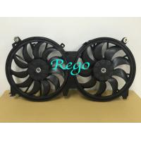 Maxima 2009 - 2015 Car Radiator Electric Cooling Fans 10 / 12 / 16 Inch Manufactures