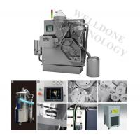 Pharmaceutical Powder Drum Roller Compactor 5 - 80Mesh Touch Screen Control Manufactures