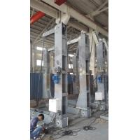 BOX Rotator Heavy Duty Chain Four Driving H Beam Welding Line 2Mx2M Section 10Ton Capacity Manufactures
