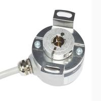 Blind Hole 8mm K38 Rotary Shaft Encoder AB Phase NPN Output Dc 10 - 30vV rotayr encoder Manufactures