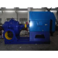 China double suction Centrifugal Water Pumps 2.5 Mpa , TPOW Volute Split Casing Pump on sale