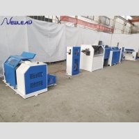 Aluminum Alloy Welding 9.5mm Wire Manufacturing Machine Manufactures