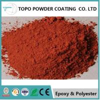 RAL 1017 Thermoset Powder Coating For Business Machines Saffron Yellow Color Manufactures