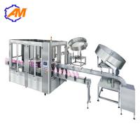 Small stainless steel laundry liquid filling machine Manufactures