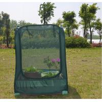 Pop Up Garden Fruit Cages For Outdoor Hot Greenhouse , 100x100x125cm Customized 17 KGS Each in an oxford