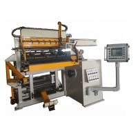 Foil Conductor Dry Type Transformer Winding Equipment With PLC Control System Manufactures