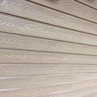 wpc wall pane with 3D online deep embossed wood grain surface treatment Manufactures
