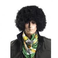 China Synthetic Afro Fans Wigs on sale