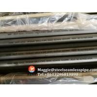 Stainless Steel Seamless Pipe ASTM A312, TP304H , SUH304H , 1.4948, 6M Manufactures