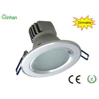 Good heat 5W AC110 / 220V 180 degree dimmable LED downlights ,2 years warranty Manufactures