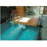 China Wall-hanging pipeless swimming pool filter on sale