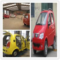 China Offer Four Wheel Electrical Car on sale