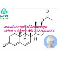 Cas 2590-41-2  Androgenic Anabolic Steroids Androgen and intermediate Dehydronandrolone Acetate Manufactures