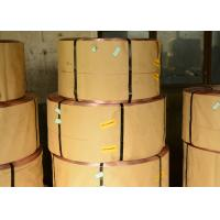 H. C. Bronze Washed Bright Steel Wire Rods for Spring , High Strength Steel Wire Manufactures