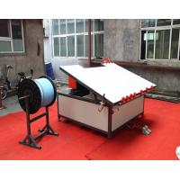 High Performance Heated Roller Press Table Double Glazing Glass Machine Manufactures