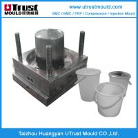 China Plastic injection mould High quality customized Plastic Mop Bucket Mould maker on sale