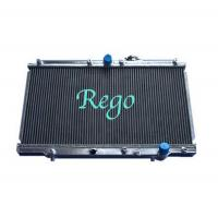 Customized Water Cooling Auto Aluminum Radiator For HONDA ACCORD 2.2L4 1994-1997 AT Manufactures