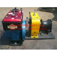Cable bollard winch ,Cable Drum Winch,Cable pulling winch Manufactures