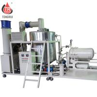 Waste Engine Oil Recycling Machine Easy Operation Waste Oil Distillation Equipment Manufactures
