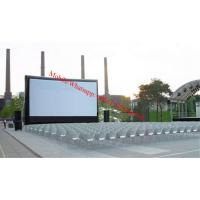 inflatable movie screen for sale inflatable movie screen outdoor movie screen Manufactures