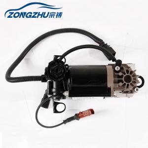 Quality Left & Right Auto Air Compressor Repair Kit For Audi A8 D3 4E OE#4E0616005H 4E0616005F for sale