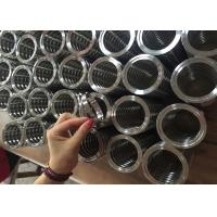 Polished 6 Inch Stainless Steel Pipe Fittings For Food Industry 12.7-101.6MM Manufactures