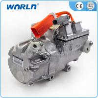 China 88370-50010 042200-0102 Electric Car Air Conditioning Compressor For Lexus LS 2006-2017 on sale