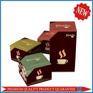 Small Mug Color Printed Cardboard Carton Packing Box Matte Lamination Manufactures