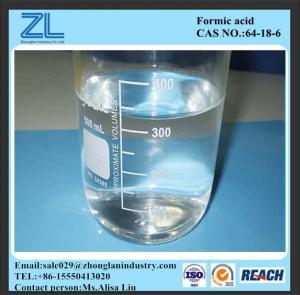 Transparent colorless liquidFormicAcid85% Manufactures