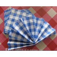 Colorful Lattice Paper Napkin in 1, 2 and 3 Layers Manufactures