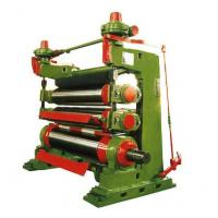 PVC Film Calender Machine Line Includes Planetary Extruder Machine And Cooler Manufactures
