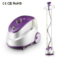 220 V Steam Machine For Clothes , HY-588 Dust Proof Upright Garment Steamer Manufactures