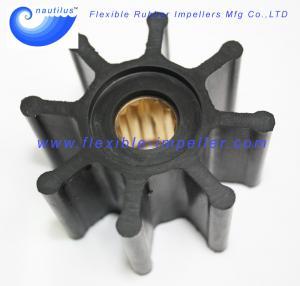 Raw Water Pump Flexible Rubber Impeller Replace Jabsco Impeller 11979-0001 Neoprene 3020-0601 Manufactures