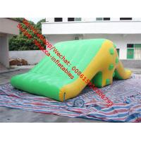 water park equipment inflatable floating water park water park slides for sale Manufactures