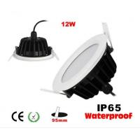 3 inch 9W 12W Round and square IP65 LED downlight for bathroom outdoor light Manufactures
