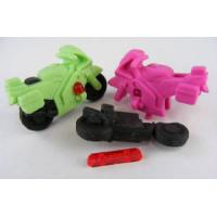 2011 Newest&Hotest Animal Puzzle Eraser Toys Set of Snail,Seahorse and Elephant Manufactures