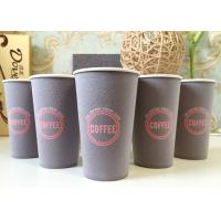 Individual Insulated Coffee To Go Cups With Lids , OEM ODM Service Manufactures