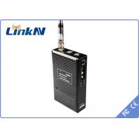 TDD OFDM SD Video Wireless Transmitter 1W , Strong Diffraction Manufactures