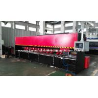 China CNC V Grooving Machine Equipped 380V 60HZ , V Groove Cutter High Efficiency on sale