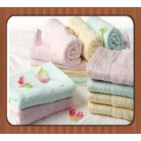 wholesale customized soft 100% organic bamboo towels factory Manufactures