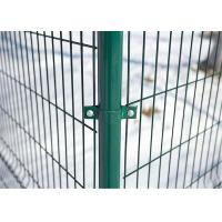 China high quality Galvanized /PVC coated welded wire mesh fence panels on sale