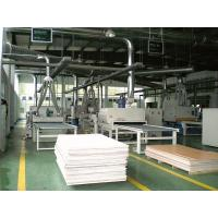 Small UV Coating Machine For Fiber Cement Board 0-30m/Min Feeding Speed Manufactures