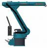 Customized Handling 6 Dof Robotic Arm , Mini Robot Arm For Partners Manufactures