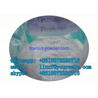 CAS 57-85-2 Testosterone Propionate Male Muscle White Crystalline Powder Manufactures