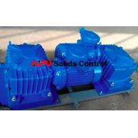 High quality solids control drilling mud agitators on mud tank for sale Manufactures