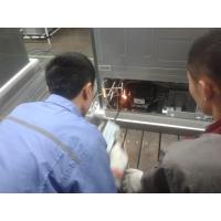 Electronic Refrigeration Appliance Pipe High Frequency Welding Equipment Safely Manufactures